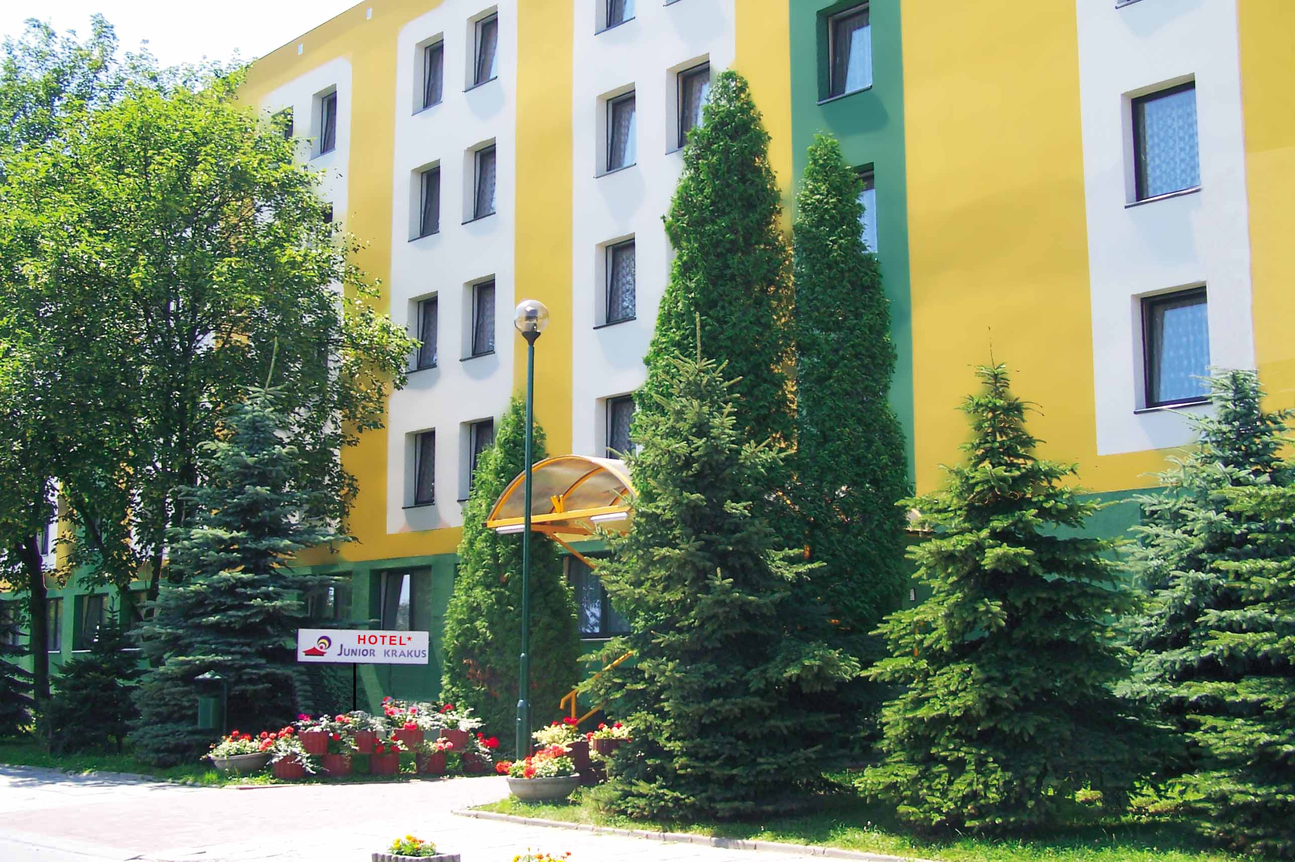 Junior Krakkus Building