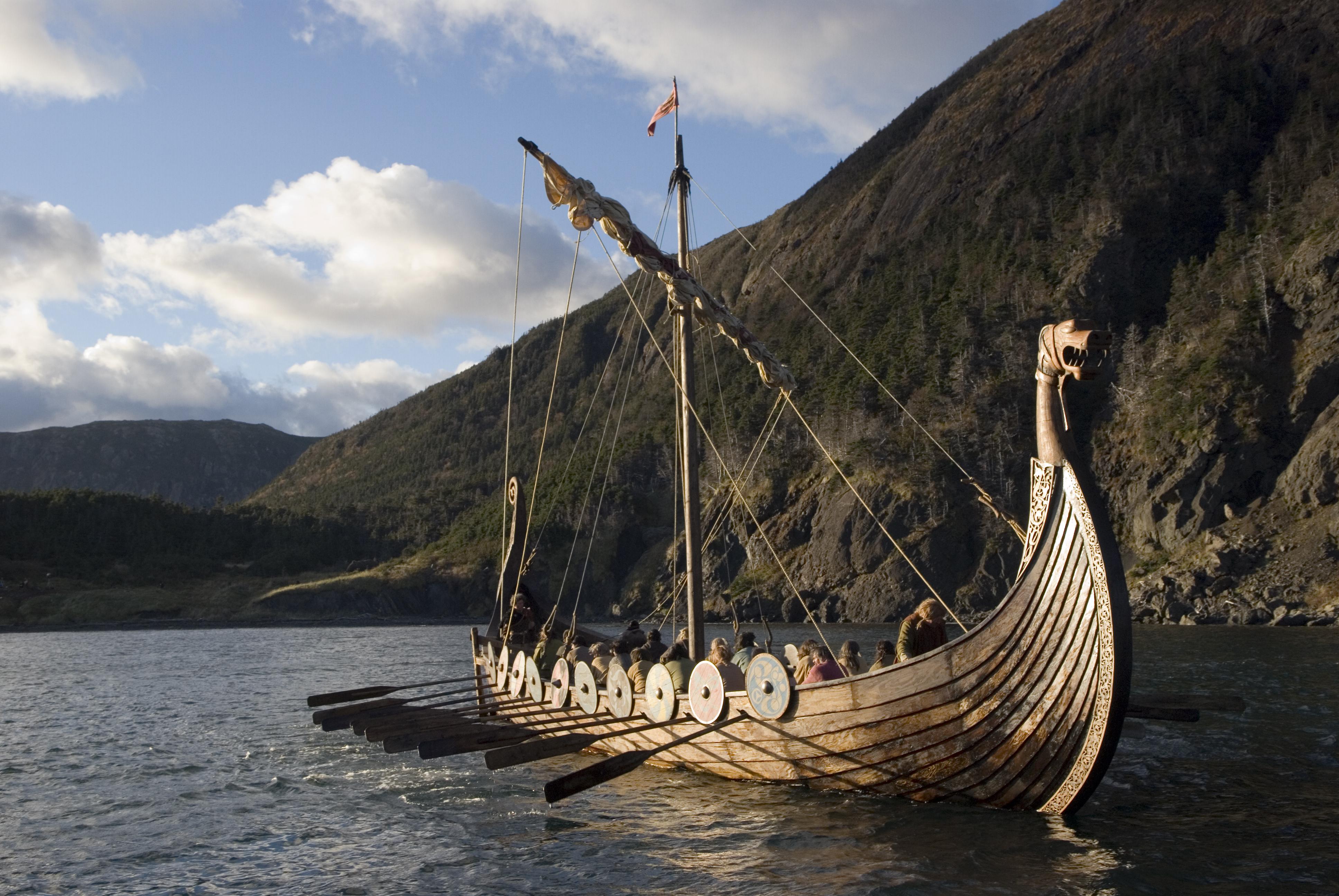 A hajózás volt az életük – A vikingekről
