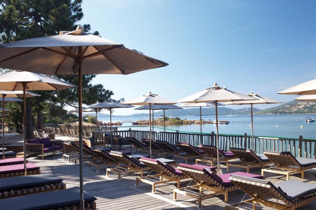 Grand Hotel de Cala Rossa 5*