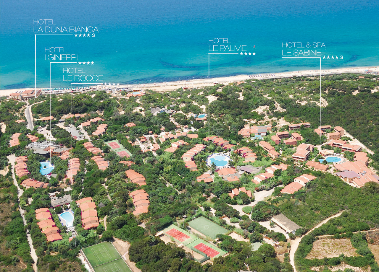 Resort & Spa Le Dune 4*