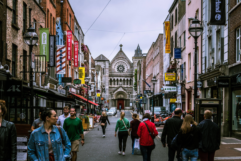Hajóúttal egybekötött dublini városnézés Írország ízeivel!