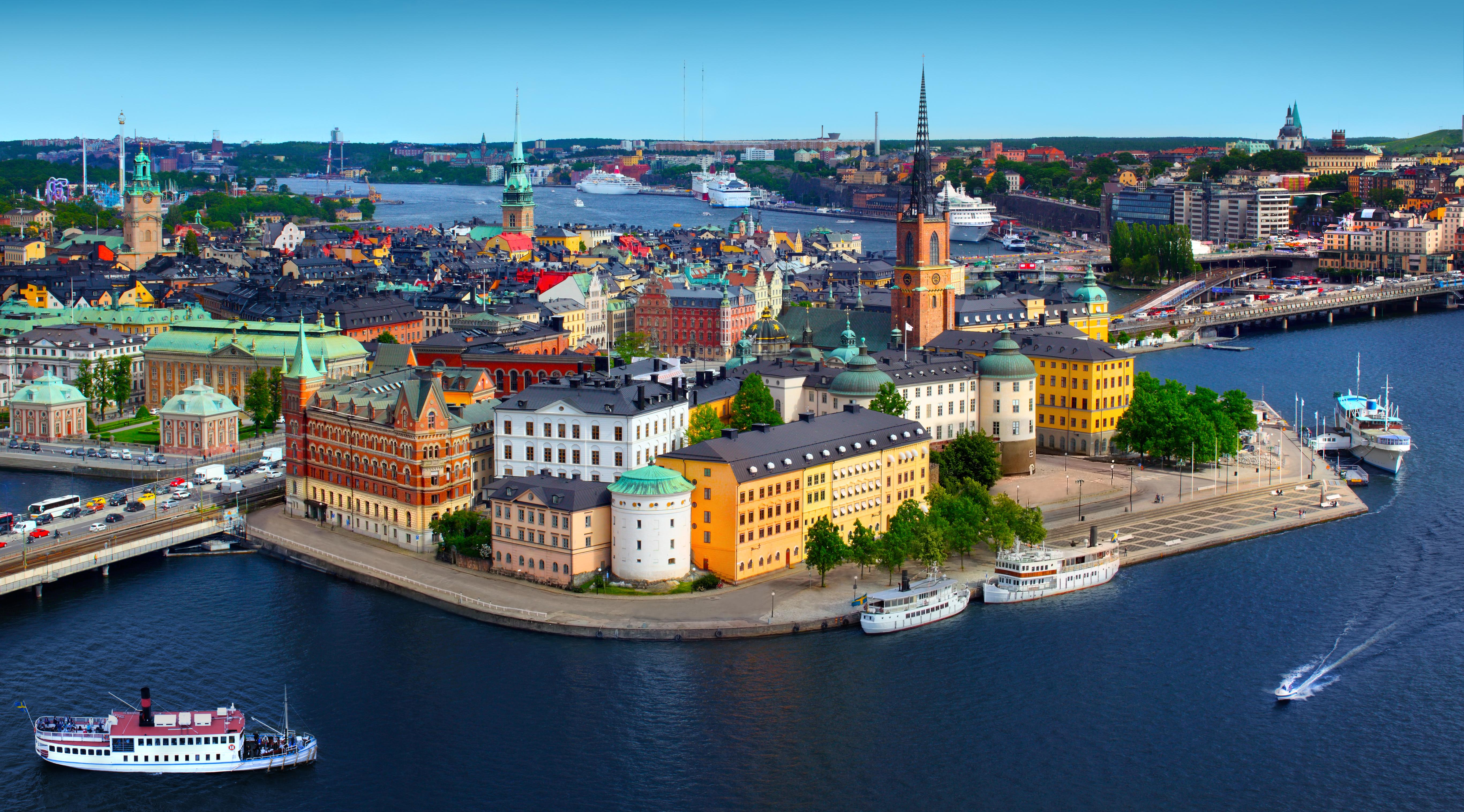 Irány Stockholm, kitekintéssel Helsinkibe!