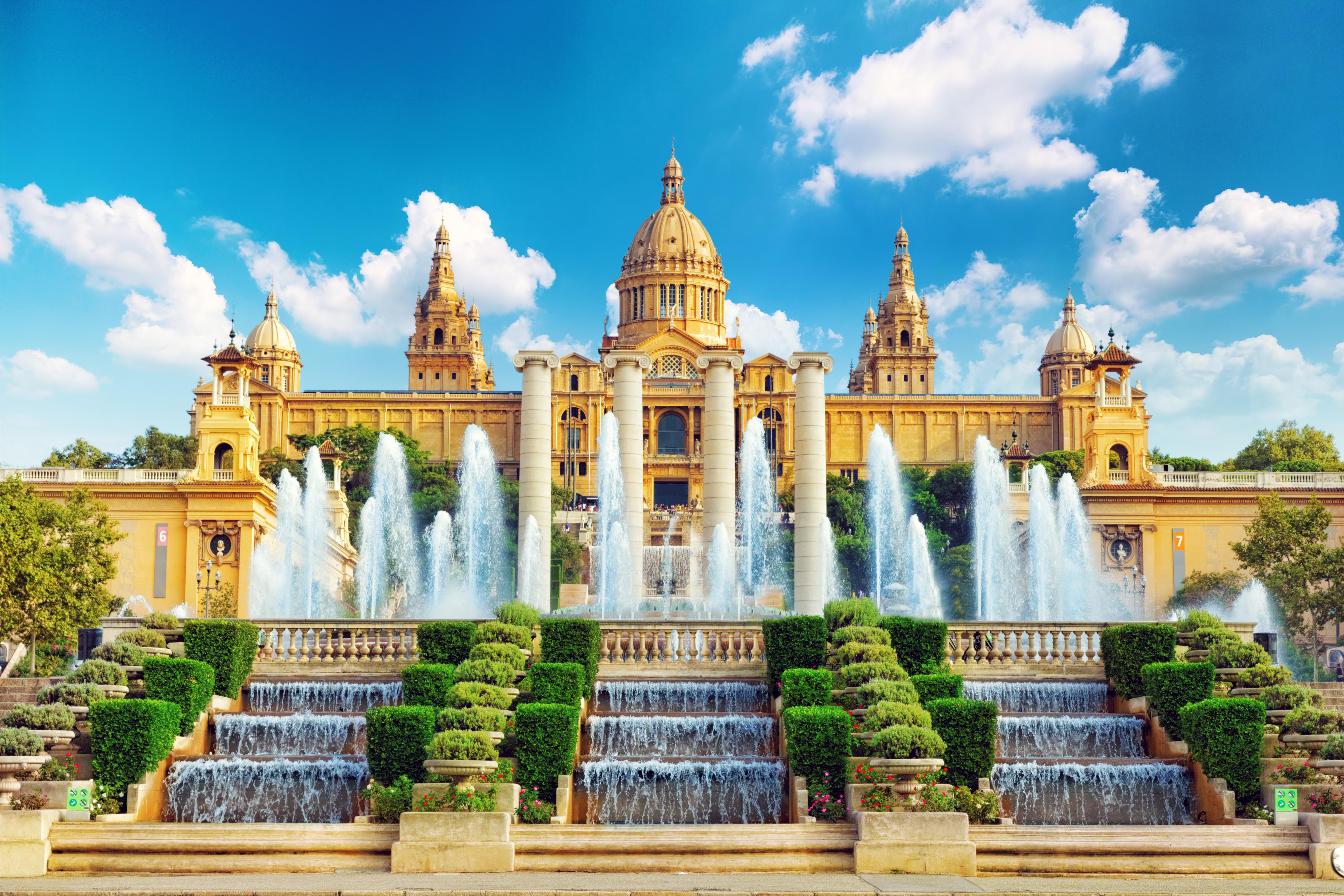 Barcelona, a katalán gyöngyszem
