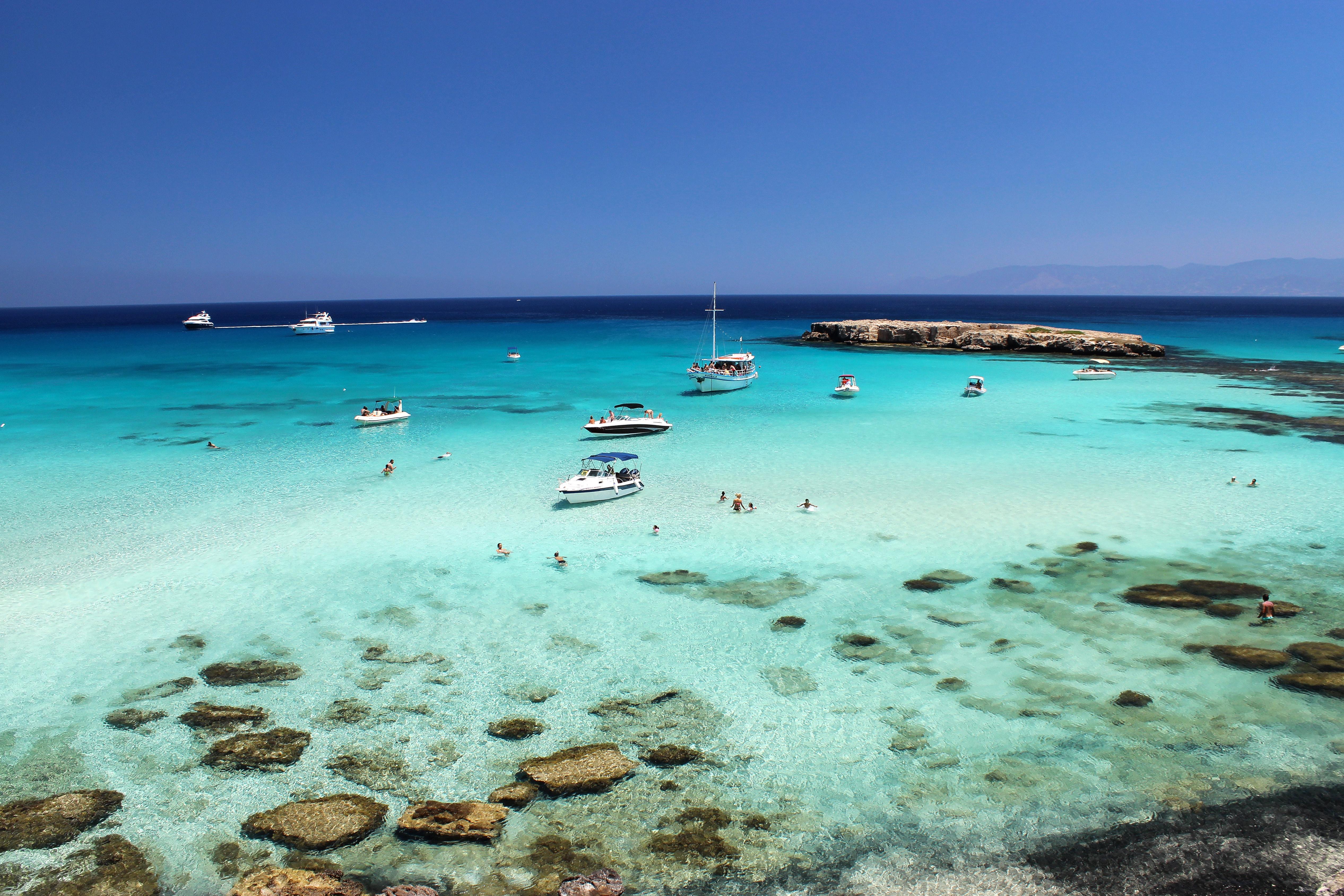 Ciprus, ahol még novemberben is nyár van…