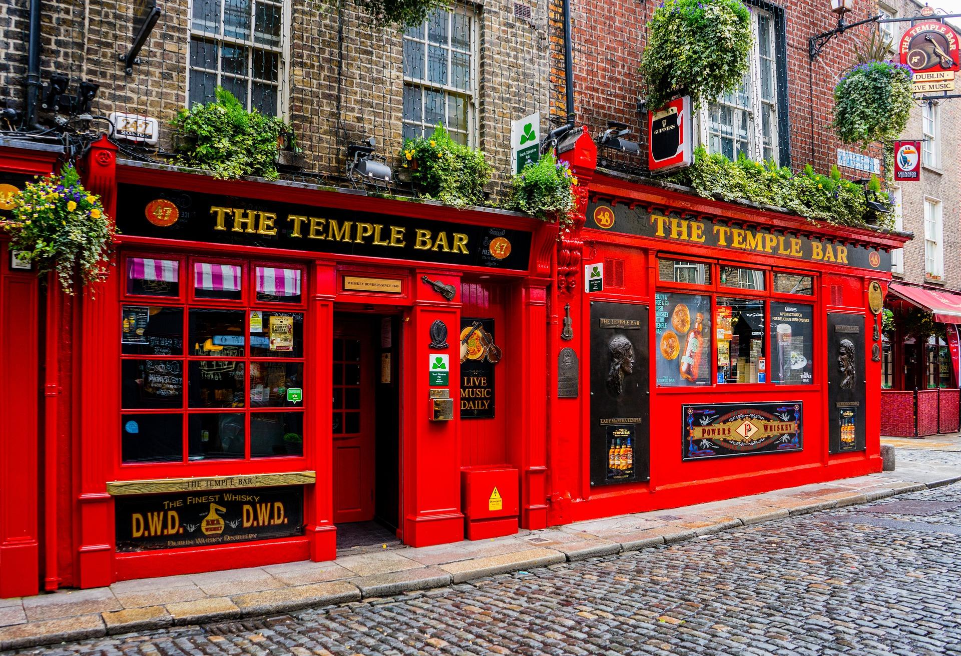 Fedezd fel Dublint, az ír fővárost!