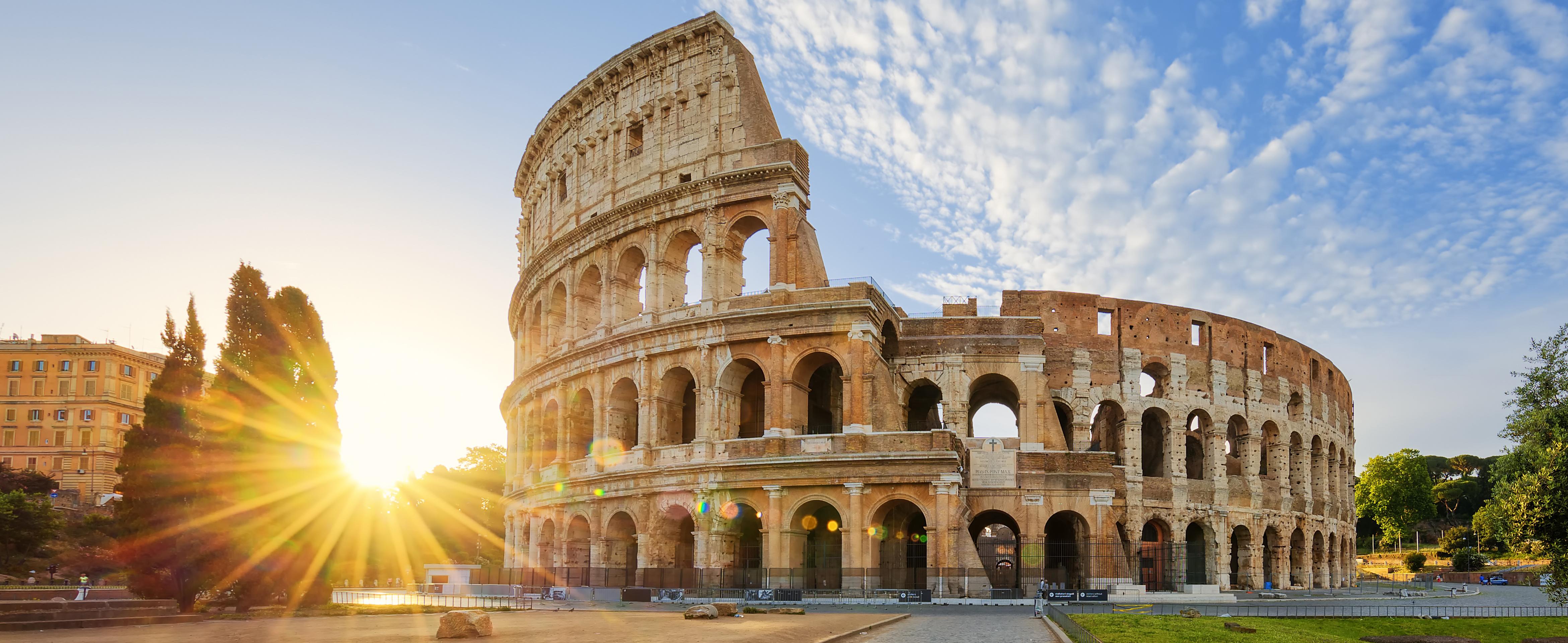Minden út Rómába vezet!