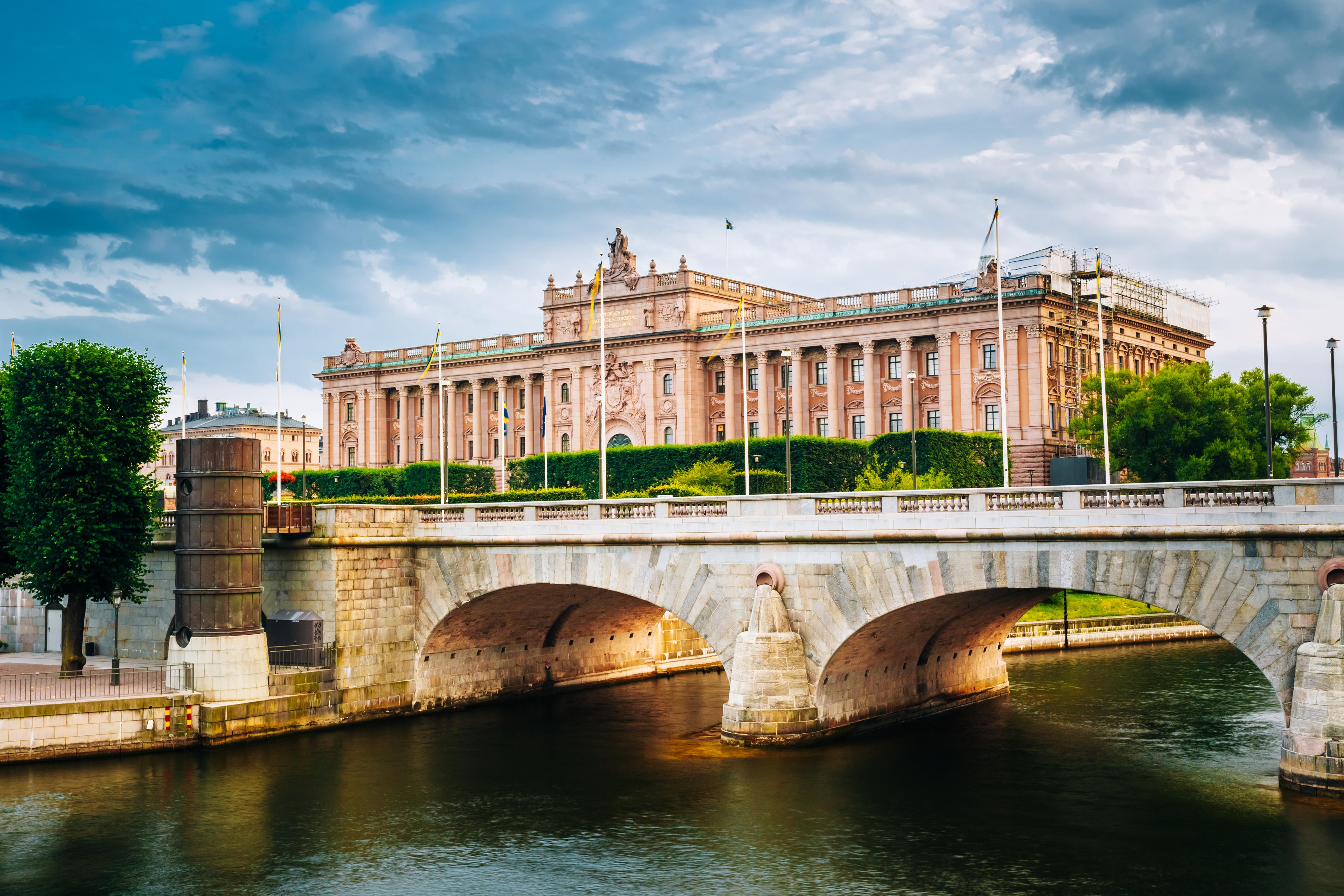 Stockholm, a skandináv főváros!