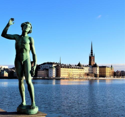 Stockholm statue-3177040 1920